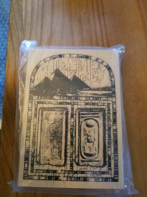 Mesoamerican themed rubber stamp for Sale in Chicago, IL