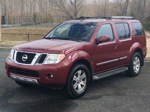 Nissan Pathfinder 4WD Le 2008 for Sale in Fairfax, VA