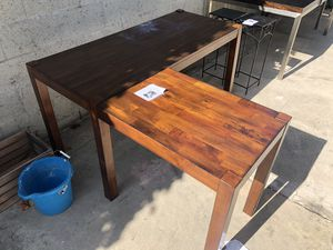 Desk, wood, with right return for Sale in Los Angeles, CA