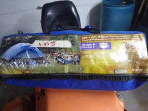 Ozark Trail 6 man tent for Sale in Versailles, MO