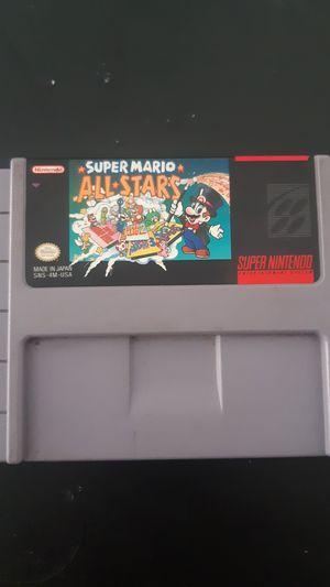 Super Nintendo Game for Sale in Chula Vista, CA