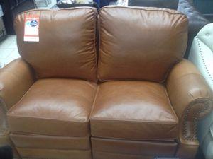 Italian leather recliner for Sale in Dearborn, MI