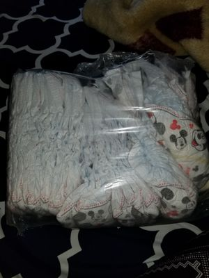 Huggies diapers size 6 for Sale in Fresno, CA