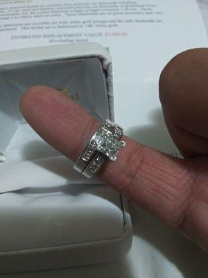 Wedding ring set for Sale in Hesperia, CA