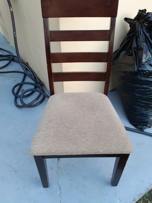 Chair / dinning room for Sale in Oakland Park, FL