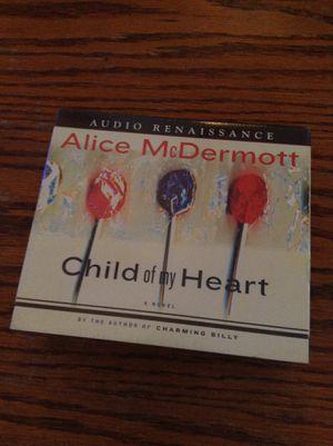 Audio books Alice McDermott child of my heart for Sale in Hialeah, FL