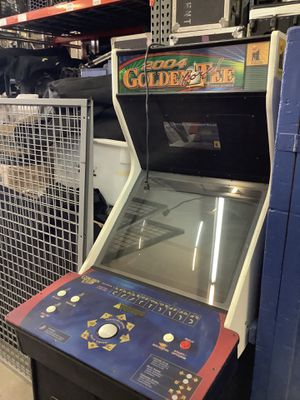 2004 Golden Tee Arcade Game for Sale in South Farmingdale, NY
