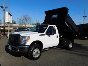 2016 Ford F350 super duty contractor dump gas for Sale in Manassas, VA