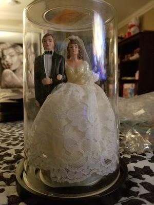 Wedding cake topper for Sale in Dallas, TX