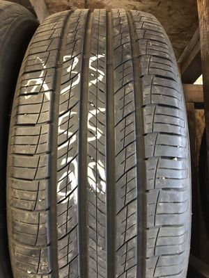 2 used tires 235/55/20 hankook for Sale in Happy Valley, OR