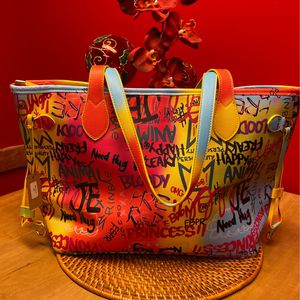 Graffiti Bag:Tote for Sale in Cleveland, OH