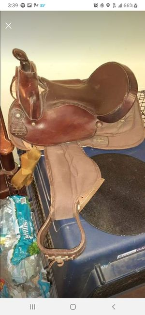 Western Saddle 16.5in for Sale in West Palm Beach, FL