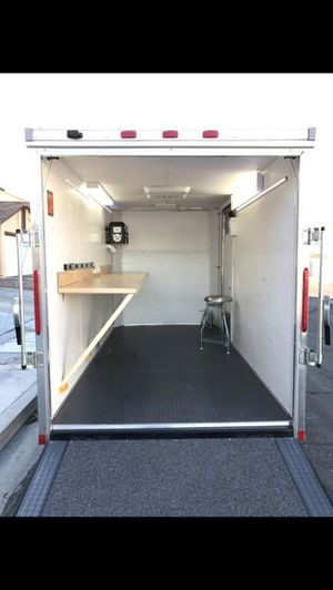 2014 Fully insulated LOOK Cargo Trailer for Sale in Henderson, NV