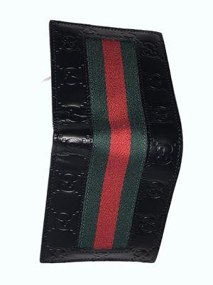 Gucci Signature Web Wallet for Sale in Union Park, FL