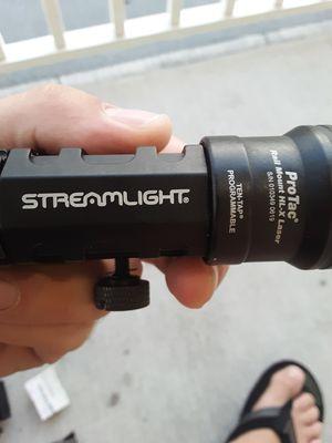 Streamlight ProTac Rail Mount HL-X with Laser for Sale in St. Petersburg, FL