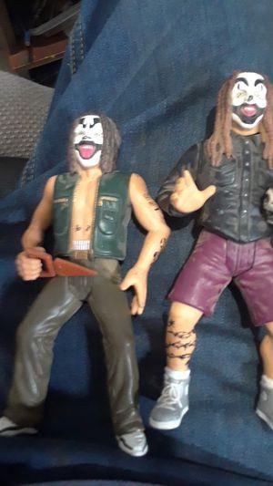 Insane Clown Posse dolls for Sale in Casa Grande, AZ