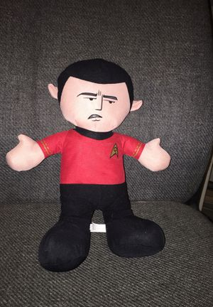 Star Trek Plush Toy Collectible for Sale in Denver, CO