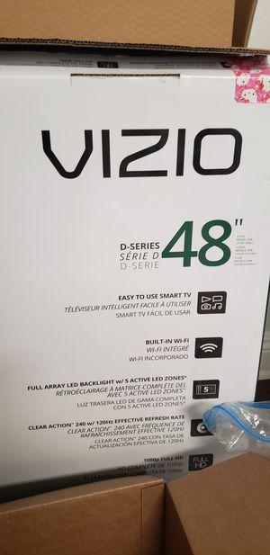 """Vizio 48"""" 1080p tv for Sale in Los Angeles, CA"""