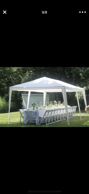 Party Tent 10/20 for Sale in Norcross, GA