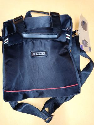 "Travel bag by Apacs fashion collection sport bag. 12""x11"" top quality. Heavy polyester. Waterproof for Sale in Miami, FL"
