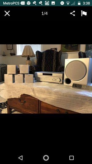 Sony six speaker surround sound system for Sale in Lynchburg, VA