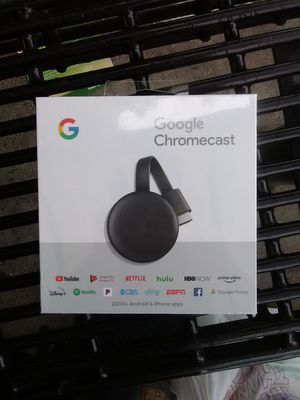 Google Chromecast for Sale in Kent, WA