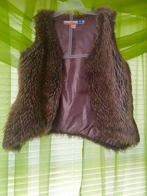 Fur Vest Girls for Sale in Detroit, MI