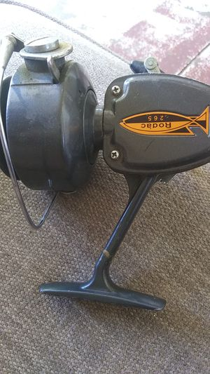 Vintage Rodac 265 fishing reel for Sale in Fresno, CA