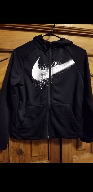 Nike hoodie/ child size - L for Sale in Fresno, CA