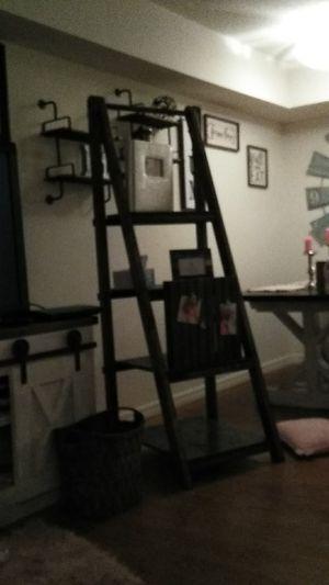 Ladder shelf for Sale in Jacksonville, FL