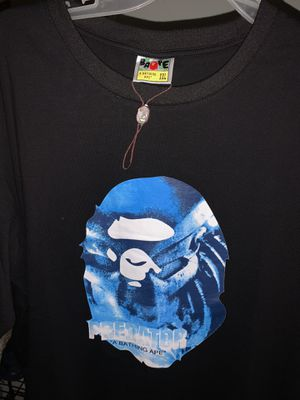 Bape and Off white shirts for Sale in Gresham, OR
