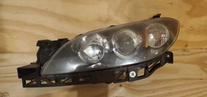 PART # BN8P 51 0L0B Front Left Headlight Mazda Headlamp for 2004 to 2009 Mazda 3 for Sale in Gurnee, IL