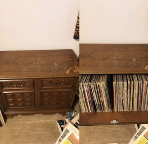 Record cabinet * Records Sold separately* for Sale in Aurora, CO