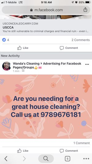Cleaning services in all Massachussets for Sale in Concord, MA
