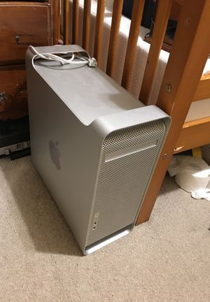 G5 Mac computer with monitor and extra for Sale in Yorkville, IL