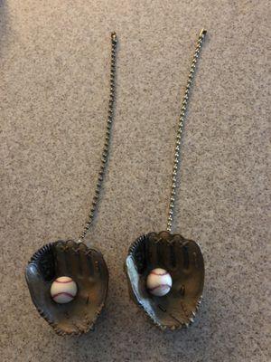 Baseball glove ceiling fan chain attachments for Sale in Seminole, FL