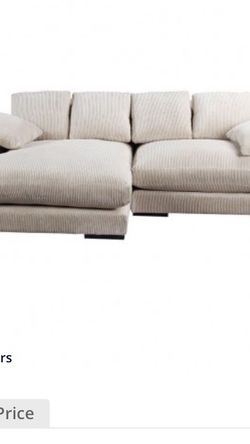 Oversized Chaise And Chair/Sectional for Sale in Bremerton,  WA