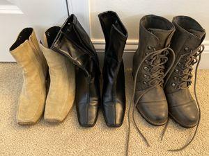 Women's Heels, Flats, Boots & Tennis 7.5 for Sale in Randallstown, MD