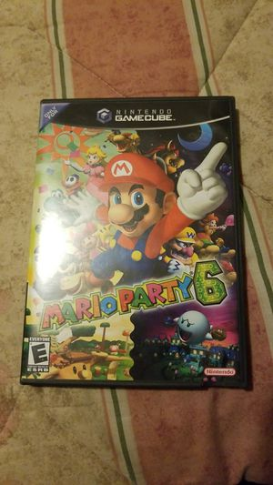 Mario party 6 for Sale in Bystrom, CA