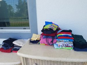 Clothes and pillows 😉 - $1 each piece for Sale in Lehigh Acres, FL