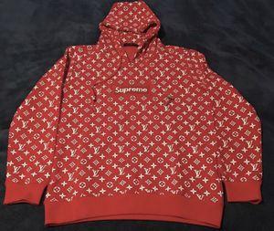 Supreme x Louis Vuitton hoodie for Sale in Springfield, VA
