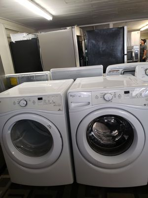 Whirpool washer and dryer set for Sale in Tampa, FL