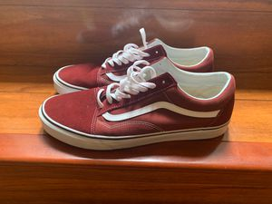 Vans size 13 maroon for Sale in South San Francisco, CA