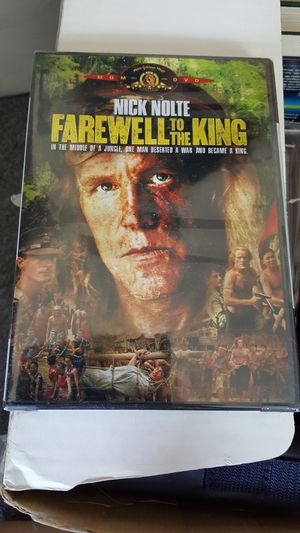 Farewell to The King Brand New DVD for Sale in North Bergen, NJ