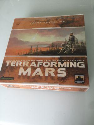 Terraforming MARS - board game for Sale in Matthews, NC