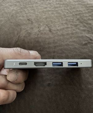 2016-2019 MacBook Pro 4K streaming USB device Type C for Sale in Carmichael, CA