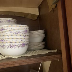 Bone China Dinner And Tea Set 54 Piece for Sale in Anaheim, CA