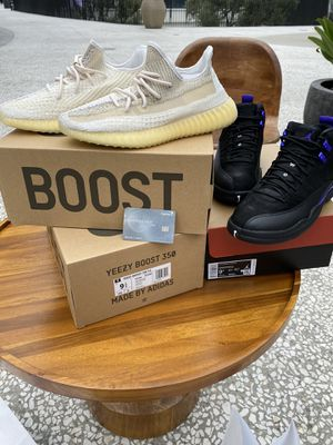 Yeezy 350 Natural for Sale in Long Beach, CA