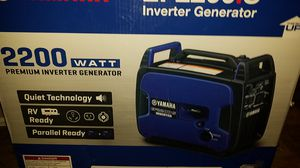 Yamaha ef2200iS inverter generator for Sale in Kansas City, MO