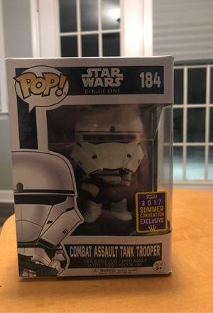 Star Wars Combat Assault Tank Trooper Funko POP for Sale in Greensboro, NC